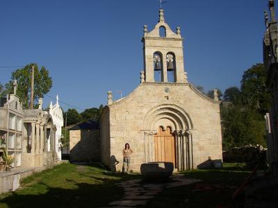 Delimitarán en Galicia el Camino Francés