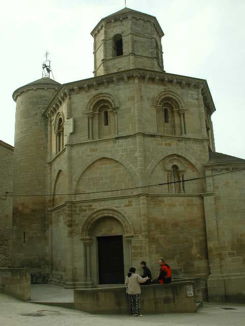 El Consejero de Cultura y Turismo de Navarra diserta sobre el Camino de Santiago