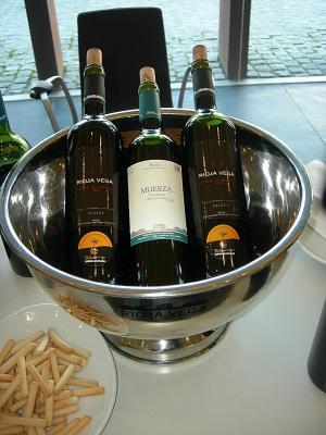 Presentados los vinos del Camino de Santiago en Navarra