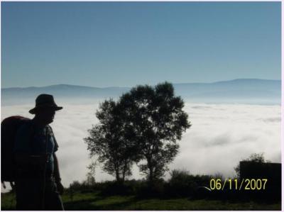 Fotos peregrinas en Jaca