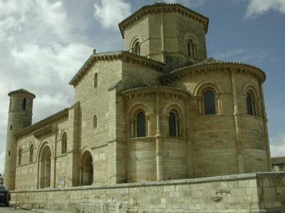 Más de cincuenta y seis mil personas visitaron la iglesia románica de San Martín en Frómista