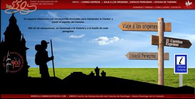 Estrenada la web del Centro de Interpretación de Santo Domingo de la Calzada