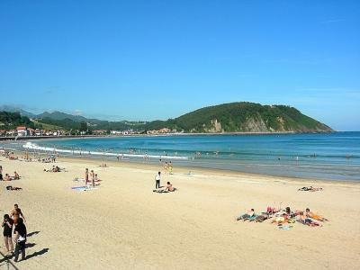 Se ven mucho peregrinos por el Oriente de Asturias