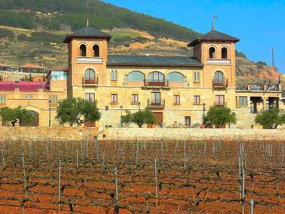 Cine en otoño promovido por la Ruta del Vino del Camino de Santiago en Navarra