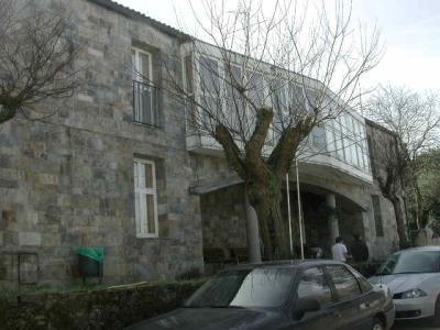 El albergue de Melide, cerrado hasta mayo por obras