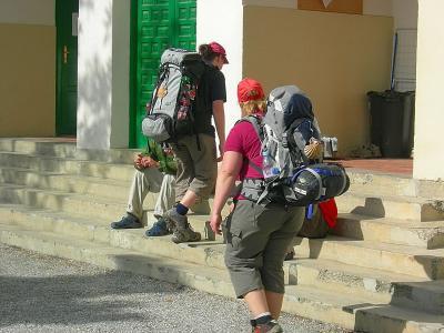 Se esperan que unos 200.000 peregrinos recorran el Camino de Santiago en 2010