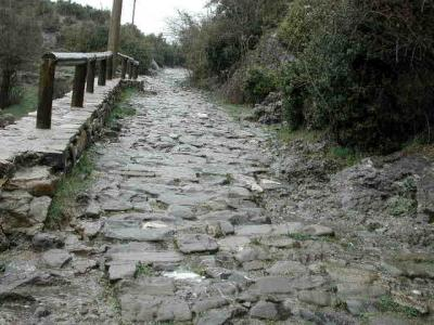 Mejoras del Camino Aragonés en la zona de Jaca