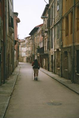 Se mejorará la ruta jacobea a su paso por Burgos