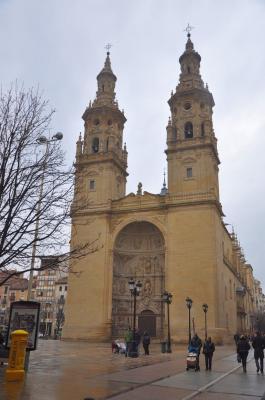 Casi 700 peregrinos han pernoctado en el albergue de Logroño desde febrero