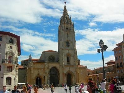 Más conchas para señalizar Oviedo