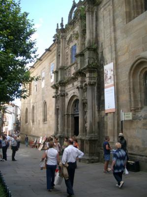 Exposición jacobea en Vilagarcia de Arousa