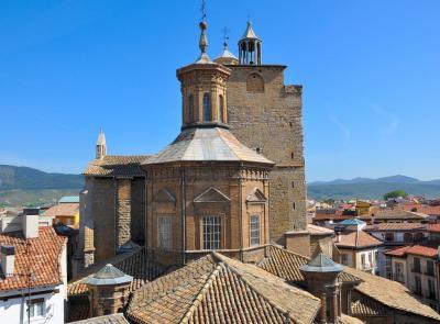 Los Civivox de Pamplona acercan a los más jóvenes el Camino de Santiago