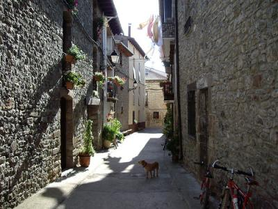 'Un camino que cuenta', en la ruta aragonesa
